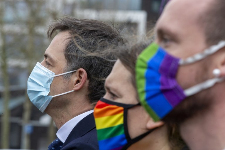 """Premier De Croo roept op tot verdraagzaamheid na dood David: """"Iedereen in ons land is uniek"""""""