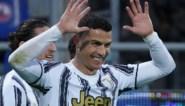Cristiano Ronaldo antwoordt meteen na CL-uitschakeling met zuivere hattrick in eerste helft tegen Cagliari