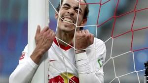 RB Leipzig speelt gelijk in topper tegen Eintracht Frankfurt en staat nu weer vier punten achter leider Bayern