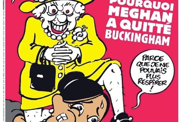 """Britten woest over cover van Charlie Hebdo: """"Schandelijk, misselijkmakend, fascistisch racisme"""""""