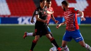 Adnan Januzaj en Real Sociedad dreigt aansluiting met top vier te verliezen na nederlaag bij Granada