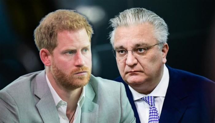 Vijf grote gelijkenissen tussen Laurent en Harry: prinsen op overschot