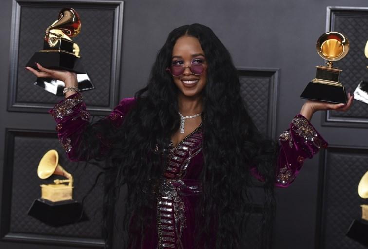 Grammy's: (bijna) alle belangrijke prijzen naar vrouwelijke artiesten
