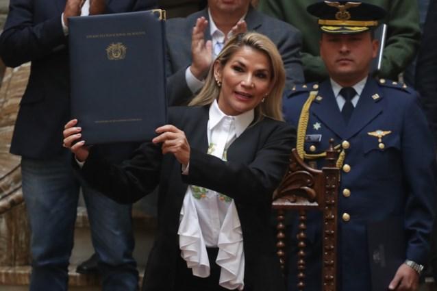 Zes maanden cel gevraagd voor ex-president van Bolivia