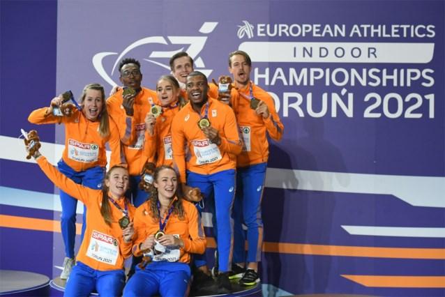 Acht atleten uit Nederlandse EK-atletiekploeg besmet met coronavirus, vraagtekens bij protocollen van organisatie