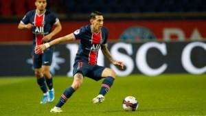 Nachtmerrie voor Angel Di Maria: PSG-speler gewisseld nadat gezin tijdens wedstrijd slachtoffer wordt van inbraak