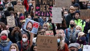 Opnieuw honderden Londenaars op straat tegen nieuwe politiewet