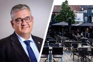Ook burgemeester Steven Vandeput wil Hasseltse terrassen open op 1 april