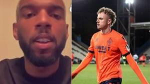 Noa Lang bij Jong Oranje geselecteerd voor EK voor beloften, en hij krijgt meteen opvallend schouderklopje