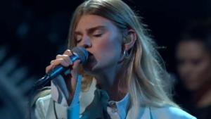 Emma Bale betovert Cleymans & Van Geel in 'Liefde voor muziek'