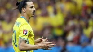 """""""God is terug"""": Zlatan Ibrahimovic kondigt terugkeer bij Zweden aan zoals alleen hij dat kan"""