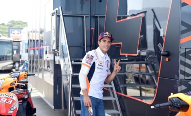 MotoGP-kampioen Marc Marquez rijdt eindelijk weer rondjes op de motor