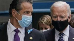 Joe Biden: Andrew Cuomo moet aftreden als beschuldigingen bevestigd worden