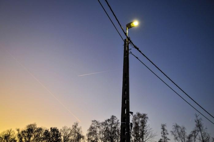 Overschakeling naar LED lampen gekoppeld aan wegenwerken