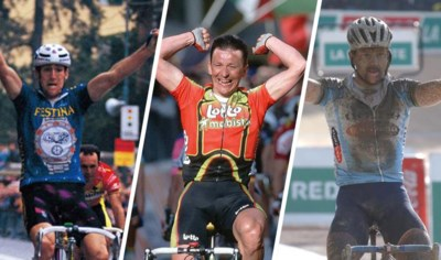 """Zij bewezen dat Philippe Gilbert op zijn 38ste nog Milaan-Sanremo kan winnen: """"Bij kampioenen speelt leeftijd geen rol"""""""
