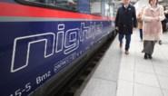 Terugkeer nachttrein België-Oostenrijk weer uitgesteld