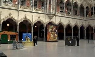 Petitie om Antwerpse Handelsbeurs open te houden