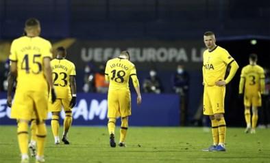 EUROPA LEAGUE. Exit Tottenham na verlengingen en 3-0-verlies, Arsenal stoot ondanks nederlaag wel door