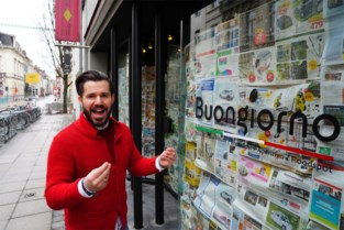 """Bekende Gentse snoepwinkel wordt Italiaanse koffiebar: """"Hippe volk wil gezondere dingen dan snoep"""""""