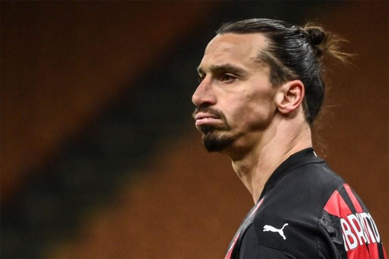 Alexis Saelemaekers met AC Milan in eigen huis Europees uitgeschakeld door Manchester United