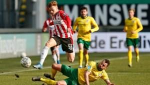 PSV-spits Yorbe Vertessen voor het eerst opgeroepen voor beloften Rode Duivels