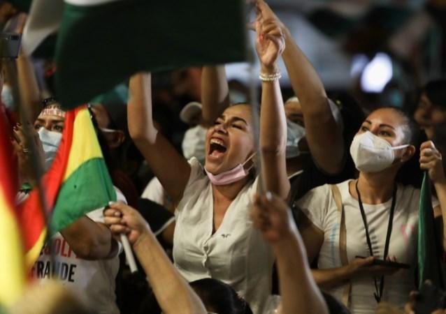 Massademonstraties in Bolivia na arrestatie ex-president
