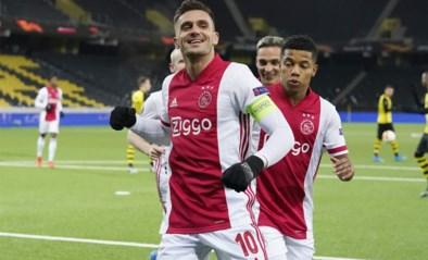 Ajax moet voorbij Roma en mogelijk Manchester United op weg naar Europa League-finale
