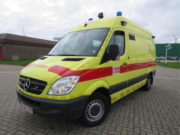 Twee gewonden bij ongevallen in De Panne