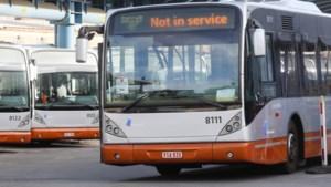 MIVB verwacht grote gevolgen voor bus-, tram- en metroverkeer op nationale stakingsdag