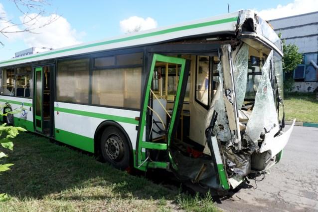 Meer dan 20 gewonden bij botsing tussen twee bussen in Polen