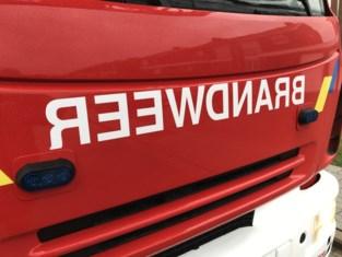 Brandweer rukt uit voor brand aan infraroodpaneel in woning