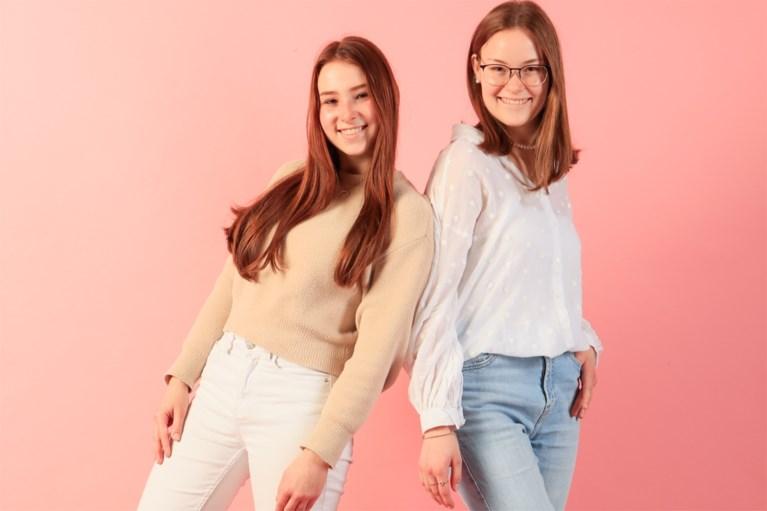 """Deze tweelingzusjes kregen een make-over: """"Zien we er niet schattig uit?"""""""