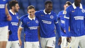 Sterke Leandro Trossard bezorgt Brighton & Hove Albion deugddoende zege in degradatiestrijd met goal en assist