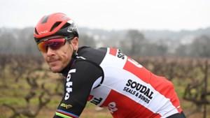 """De grote ontgoocheling na de voorlaatste (?) kans voor Philippe Gilbert: """"Geen gebrek aan goesting, wel aan kracht"""""""