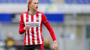 Julie Biesmans verlengt contract bij PSV met twee seizoenen