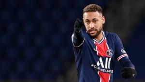 Neymar zit opnieuw in de selectie van PSG voor de wedstrijd tegen Lyon