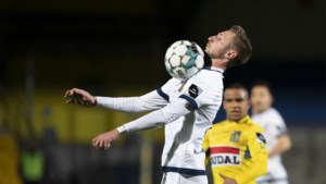 """Siebe Van der Heyden (Union): """"Gelijkspel voelt als nederlaag"""""""