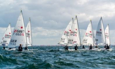 Zeilsters Isaura Maenhaut en Anouk Geurts op koers voor olympisch ticket