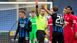 Ook dat nog: Noa Lang pakt domme rode kaart in het slot tegen Antwerp