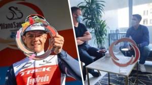 """Onze man op bezoek in Monaco bij Jasper Stuyven: """"We moeten nu niet van de Grote Vier beginnen spreken"""""""