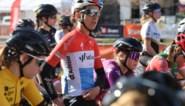 Christine Majerus maakt suprematie van ploeg af in Omloop van de Westhoek, Lotte Kopecky maakte er stevige training van