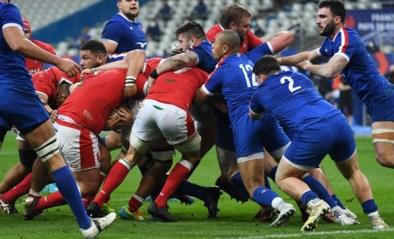 Frankrijk verslaat Wales en behoudt kans op titel in zeslandentoernooi