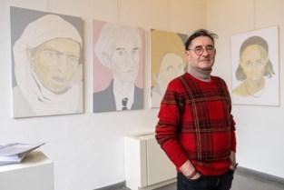 """Peter Verdonck exposeert in Rivierenhof: """"Ogen geven een blik in de ziel"""""""