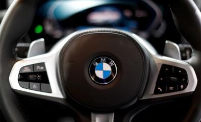 Nieuwe plaag: dieven weg met achteruitrijcamera's van BMW-wagens
