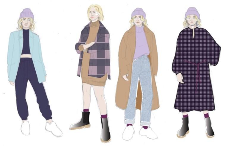 Na presenteren, acteren en Tiktok-filmpjes maken, ontwerpt Julie Vermeire nu ook een kledinglijn