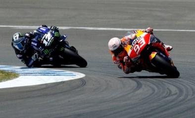 Marc Márquez blijft sukkelen met de arm en mist eerste MotoGP-race