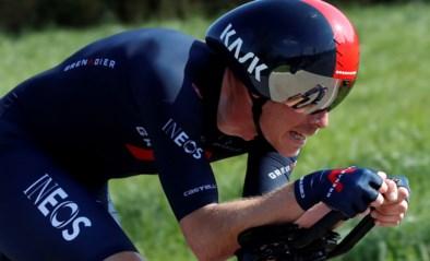 Rohan Dennis maakt favorietenrol waar in tijdrit Ronde van Catalonië, Joao Almeida neemt leiderstrui over