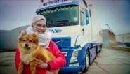 """Sarah ging van zorgkundige naar 'lady trucker': """"Ik wou geen mensen meer om me heen"""""""