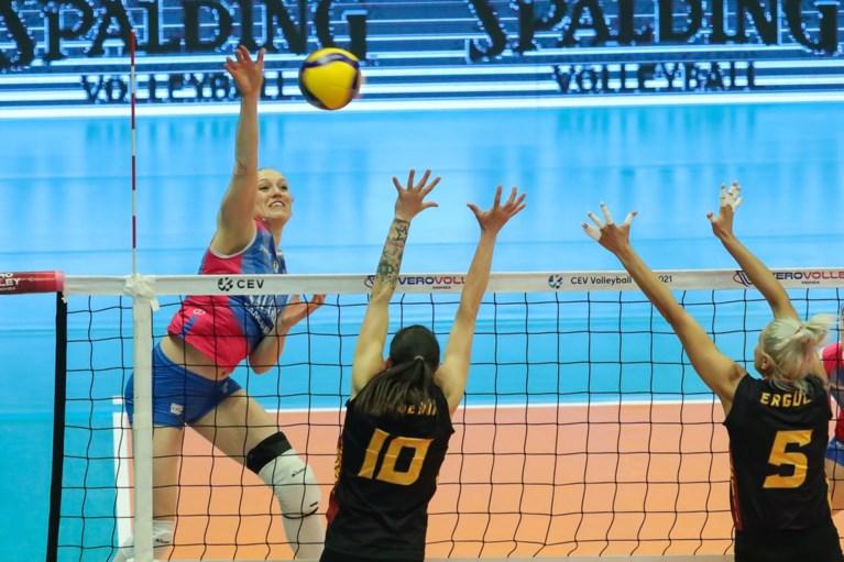 """Lise Van Hecke en Laura Heyrman winnen prestigieuze CEV Cup: """"Een mijlpaal in onze carrière"""""""