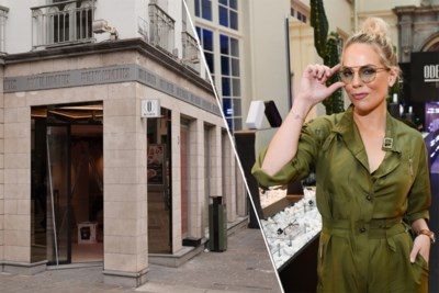 """Eline De Munck opent nieuwe brillenwinkel in Gent: """"In zo een levendige stad mogen we niet ontbreken"""""""